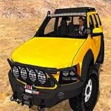 4X4 Off-Road Araba Sürüş Simülatörü