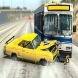 Otobüs Kazası Dublörler Yıkım 2