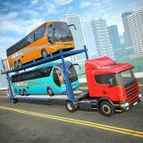 Şehir Otobüsü Taşıma Kamyonu Ücretsiz Taşıma Oyunları