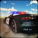 Polis Kovalamacası Araba Sürüş Simülatörü