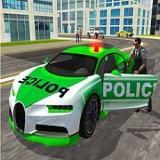 Gerçek Polis Sürücü Kovalama