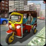 Turist Taşıma Taksi: Simülatör